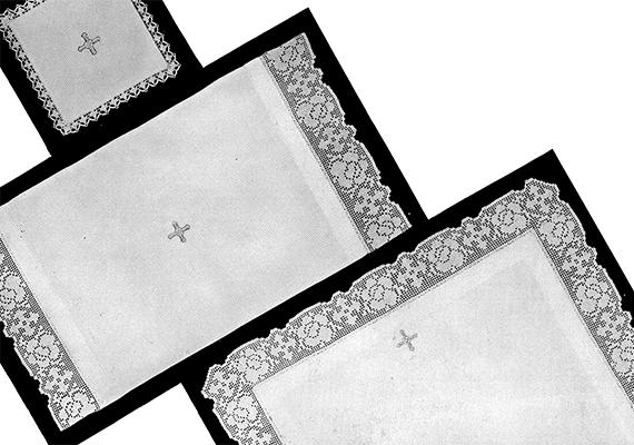 Sacred Linens Pattern #9051