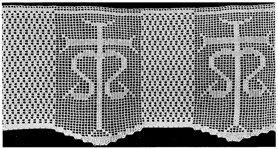 Lace for Alb Pattern #9052