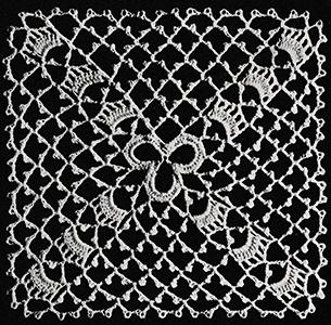 Shamrock Motif Pattern #8417B