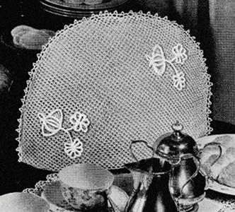 Tea Cozy Pattern #X-101