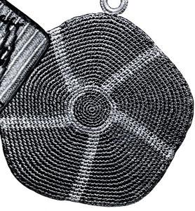 Whirligig Potholder Pattern