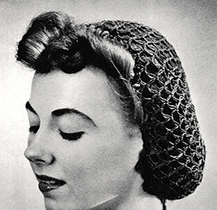 The Snood's The Thing Pattern #2378