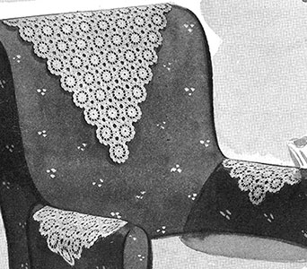 Snowdrift Chair Set Pattern #7219