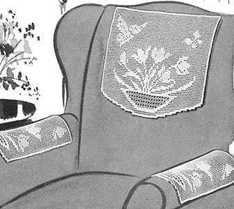 Maytime Chair Set Pattern #7227