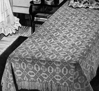 Charmer Bedspread Pattern