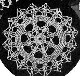 Circle Motif Pattern