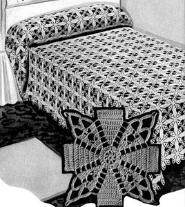 Jenny Lind Bedspread Pattern