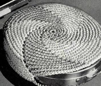Pinwheel Case Pattern #X123-A