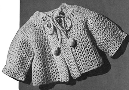 Sacque Pattern #5147