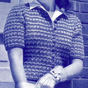 Americana Cardigan Pattern