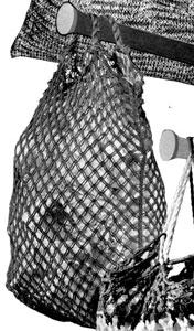 Long Shopping Bag Pattern #4010