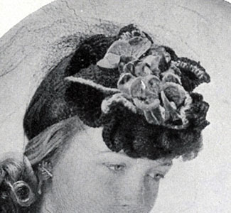 Flower Hat Pattern #1155