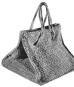 Square Bag Pattern #1171