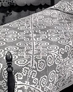 Greenbrier Bedspread #6116 Pattern