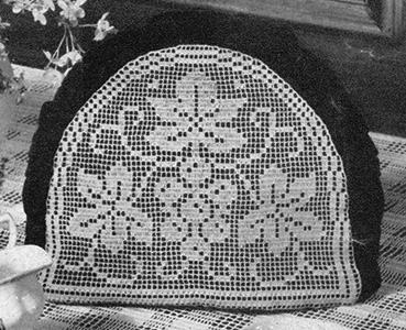 Tea Cozy Pattern #9374