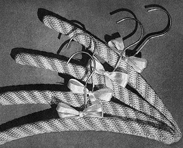 Coat Hangers Pattern #5220