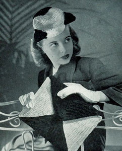 Hat & Bag Patterns #1798