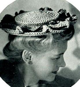 Hat Pattern #1843