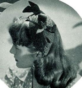 Hat Pattern #1845