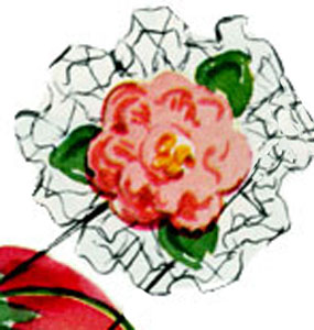 Rose Pin Pattern