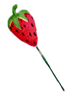 Strawberry Pin Pattern