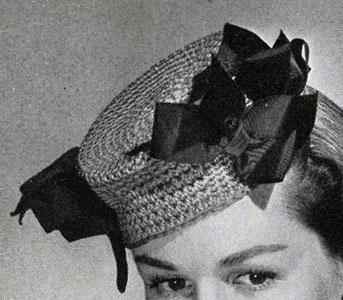 Hat Pattern #2279