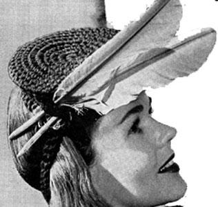 Hat Pattern #2317