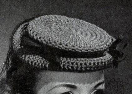 Hat Pattern #2319