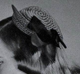 Hat Pattern #2321