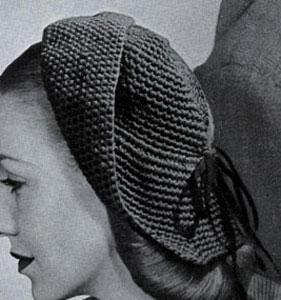 Hat Pattern #2322