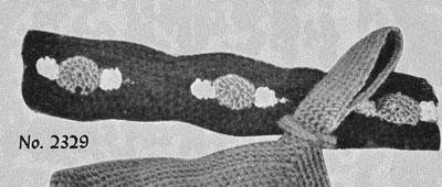 Belt Pattern #2329