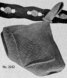 Bag Pattern #2332