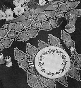 Luncheon Set Pattern #7767-B