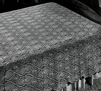 Bedspread Pattern #7767-C