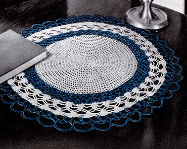 Table Mat Pattern #409