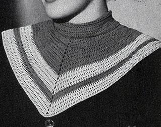 V Collar Pattern #57