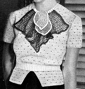 Empire Club Blouse Pattern #144