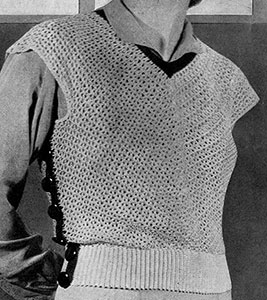 Tower Express Blouse Pattern #154