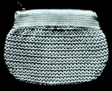 Mesh Pouch Pattern #2006