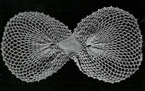 Butterfly Bow Pattern #2000