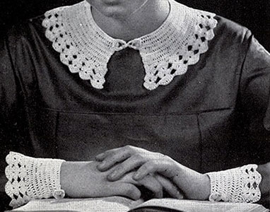 Eton Collar Set Pattern #52