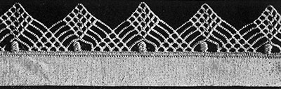 Royal Lady Edging Pattern