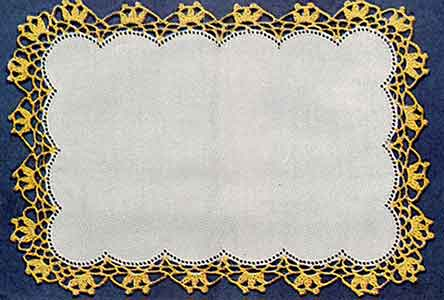 Regency Edging Pattern #8080