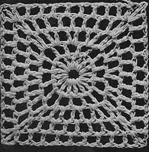 Square Motif Pattern #36
