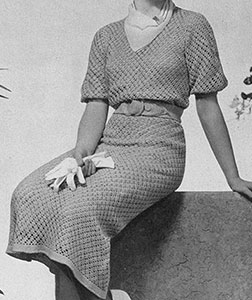 Country Club Dress Pattern #102