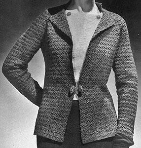 Sports Jacket Pattern #169