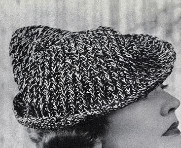 Robin Hood Hat Pattern #2012