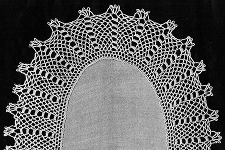 Bridge Crossing Doily Pattern