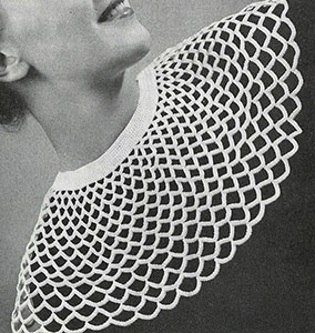 French Collar Pattern #2069