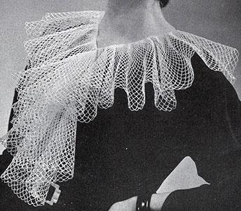 Cascade Collar Pattern #2102